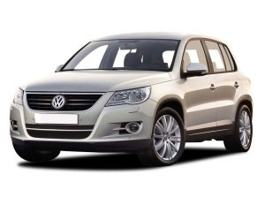 La Tiguan es un vehículo cómodo y amplio.