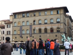 Algún día volveré a Florencia para entrar al museo de Gucci, porque en esta ocasión no hubo tiempo.