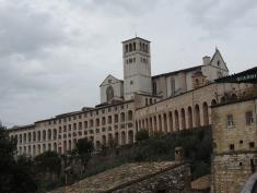 Tan hermoso cada lugar de Italia, faltaría espacio para poner todas las fotos. Esta imagen fue al llegar a Asis.