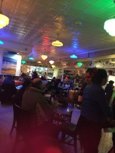 La primera noche cenamos en Plaza Cafe, muy recomendable.